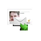 E-mail met een  medium uit Tilburg